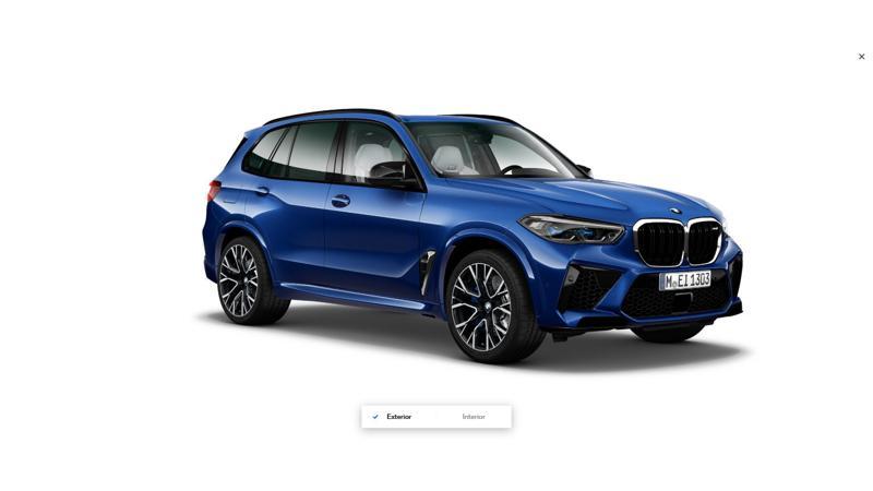 BMW X5 M Images