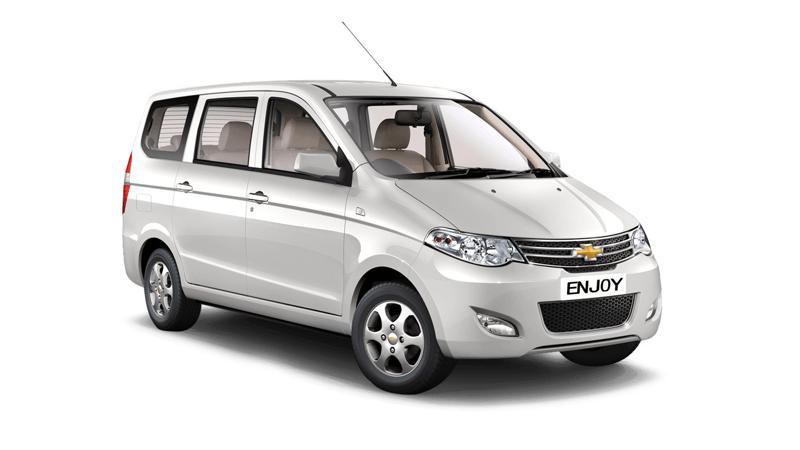 Chevrolet Enjoy Images