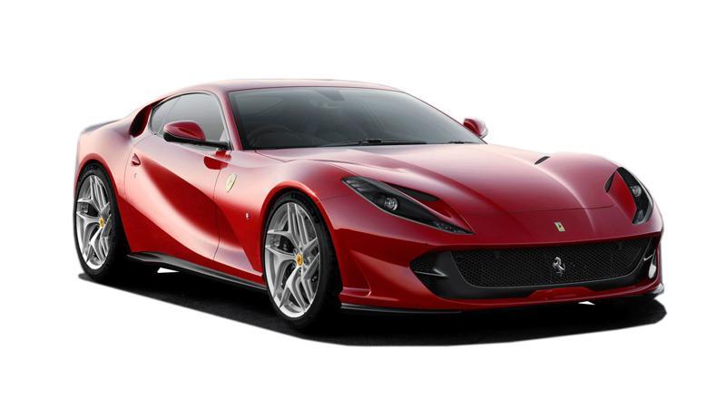 Ferrari 812 Images