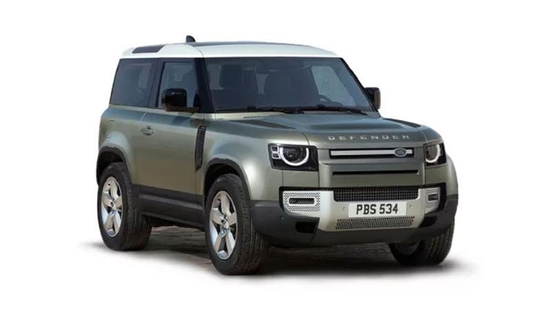 Land Rover Defender Images