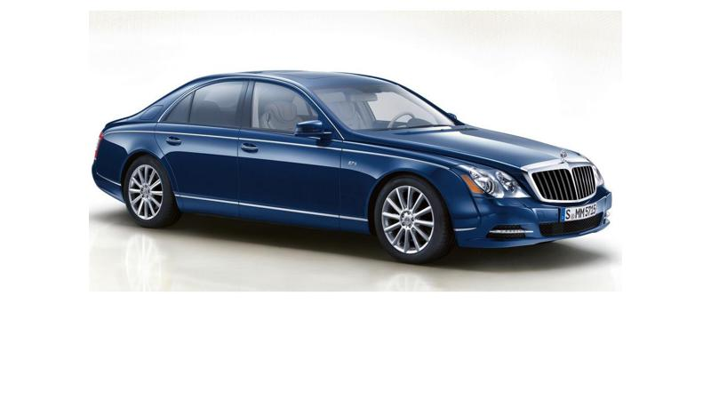 Maybach 57 S Images