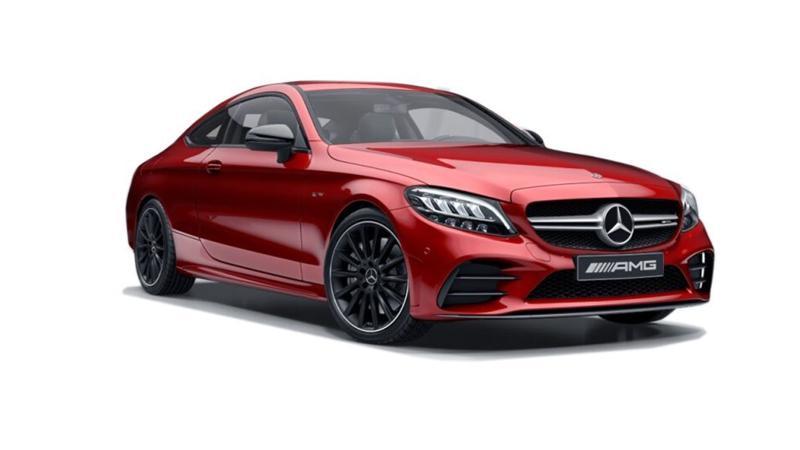 Mercedes Benz C Coupe Images