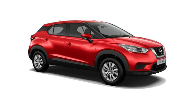 Nissan Kicks Images
