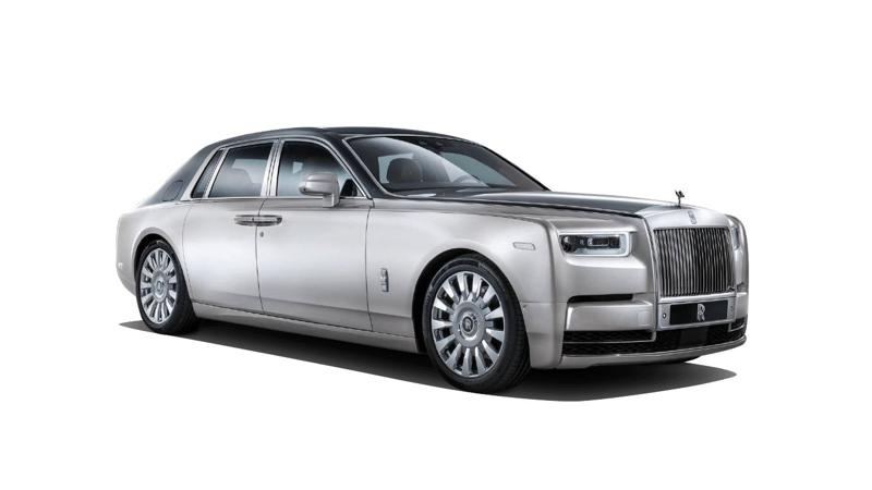 Rolls Royce Phantom VIII Images