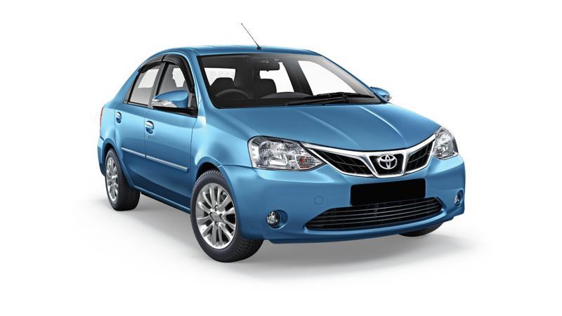 Toyota Etios Images