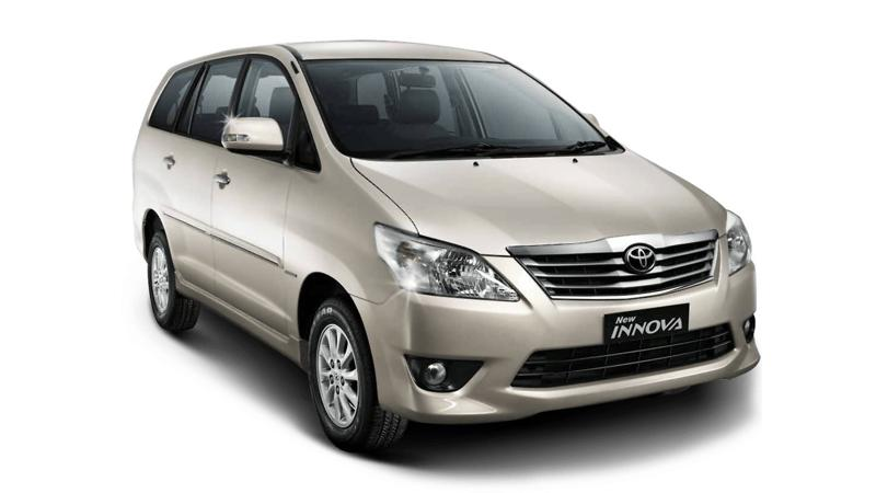Toyota Innova Images