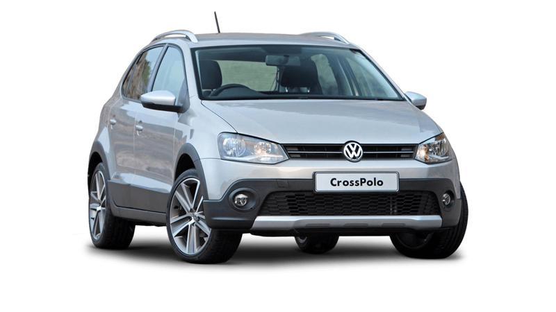 Volkswagen Cross Polo Images