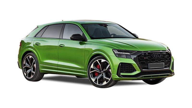 Audi RS Q8 Images