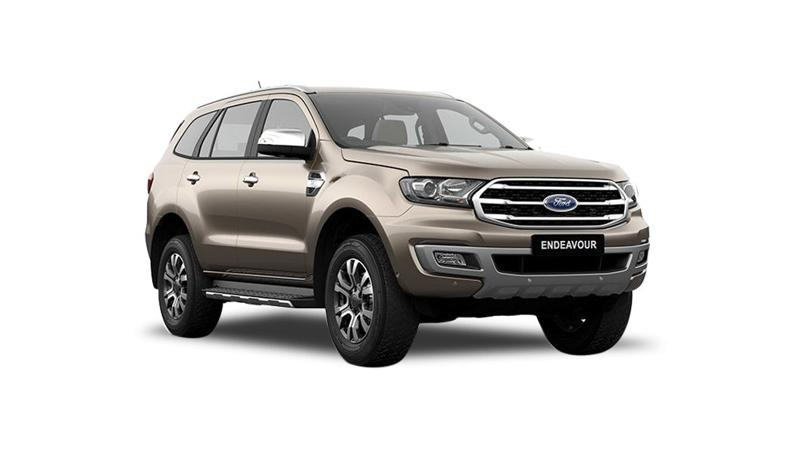 Ford Endeavour Images