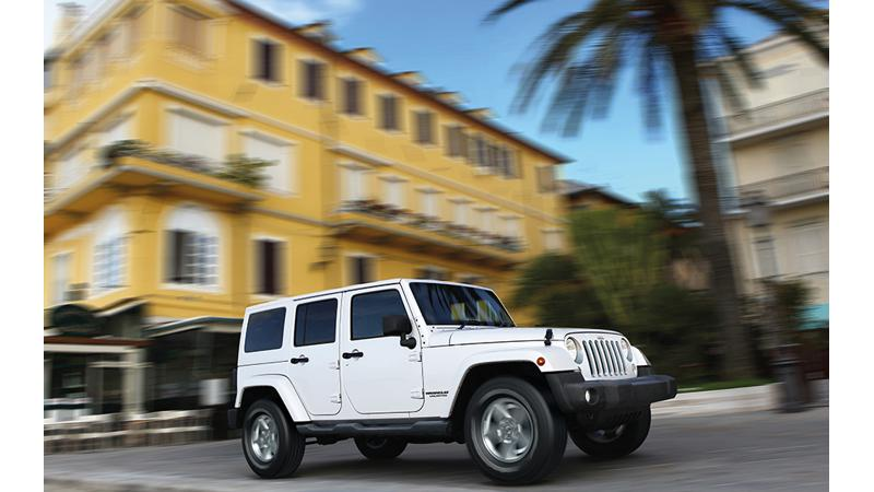 Jeep Wrangler variant details for India revealed