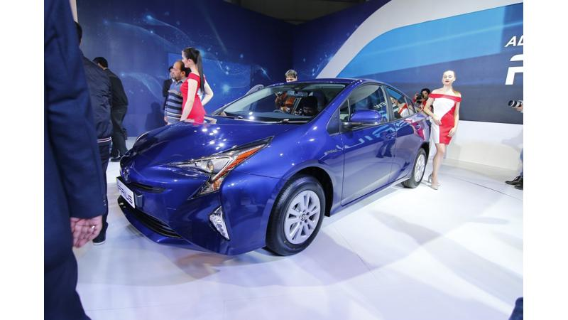 New Toyota Prius now launched in India at Rs 38.96 lakh