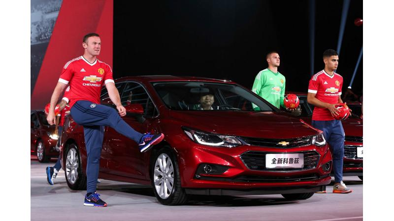 All-new Chevrolet Cruze launched in China