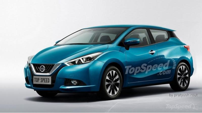 2017 Nissan Micra to be unveiled at the 2016 Paris Motor Show
