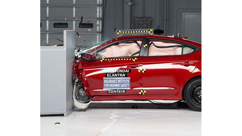 India-bound Hyundai Elantra gets maximum safety rating from IIHS