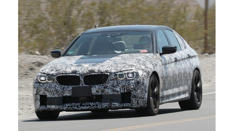 Seventh-generation BMW 5 Series to be unveiled on October 13; India arrival in 2017