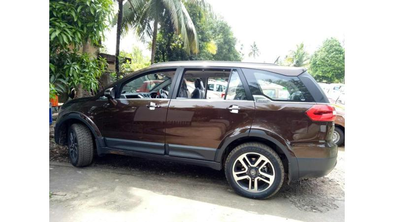 Tata to offer Hexa in a new coffee brown colour soon