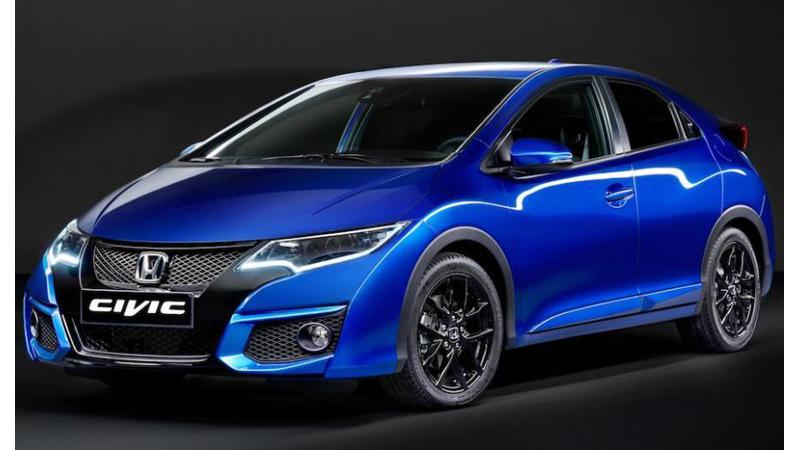 Honda UK launches entry-level Civic variant