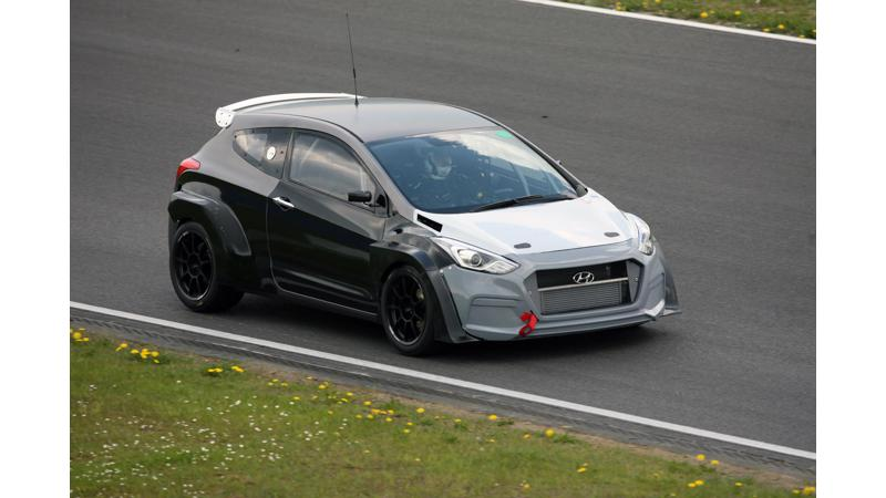 Hyundai participates in the iconic Nurburgring 24h race