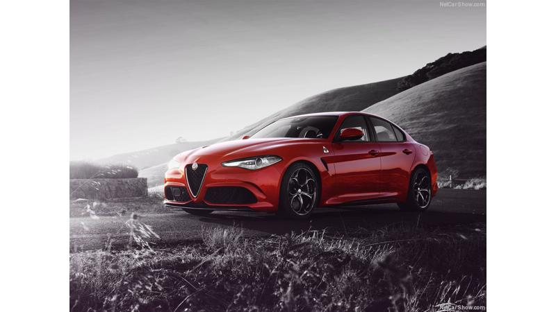 Alfa Romeo Giulia Quadrifoglio gets detailed