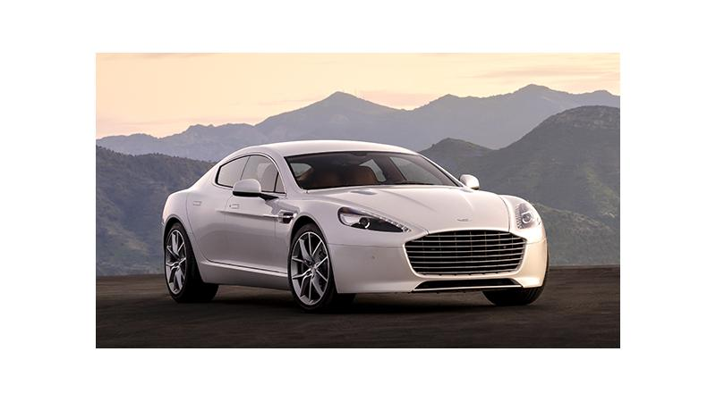 2016 Aston Martin Rapide launched at Rs 3.29 crore