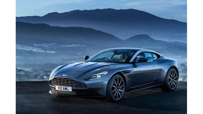 Aston Martin to introduce one super luxury car every year in India