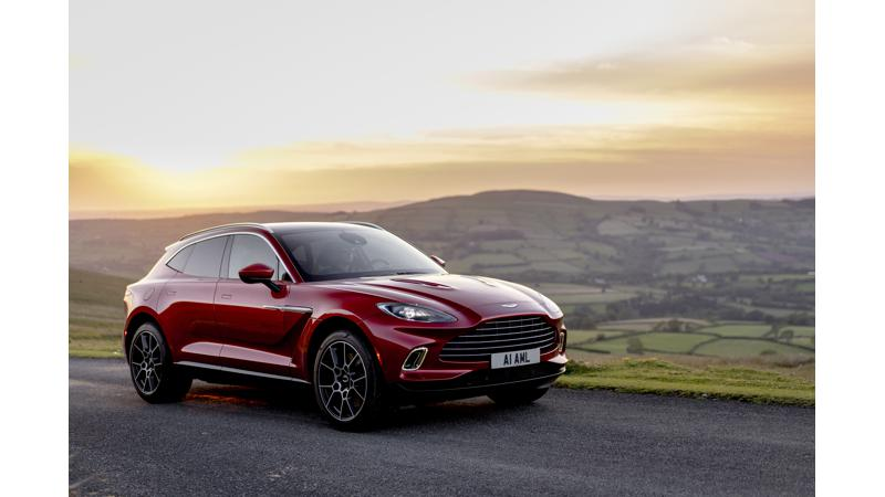 Aston Martin DBX launched in India at Rs 3.82 crore