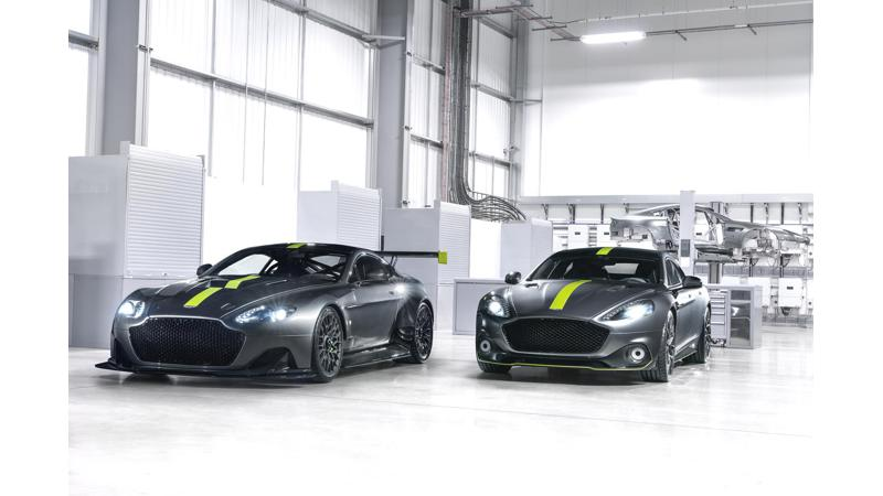 Geneva 2017: Aston Martin introduces Rapide AMR and Vantage AMR Pro