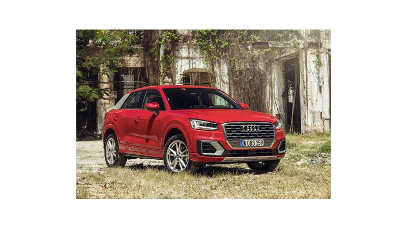 Audi Q2 crossover launched in the UK