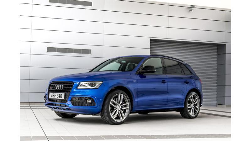 Audi hits production milestone; produces one millionth unit of Q5