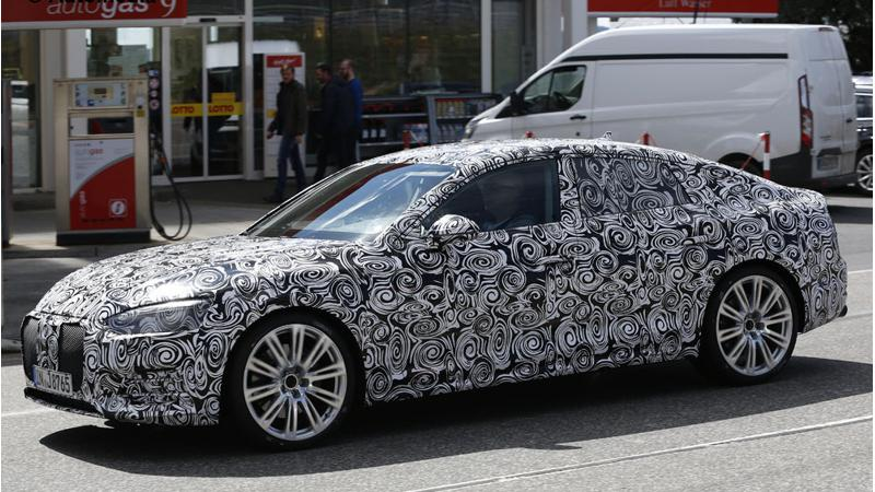 Audi plans to launch new A5 on June 2 in Ingolstadt