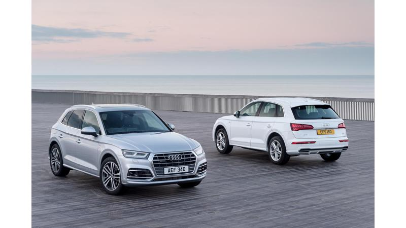 Second-gen Audi Q5 gets top safety marks by Euro NCAP