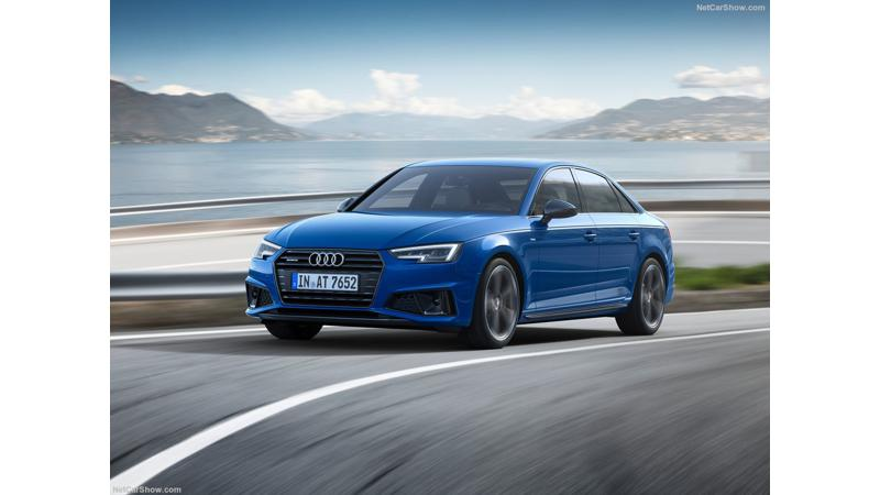 India-bound 2019 Audi A4 unveiled