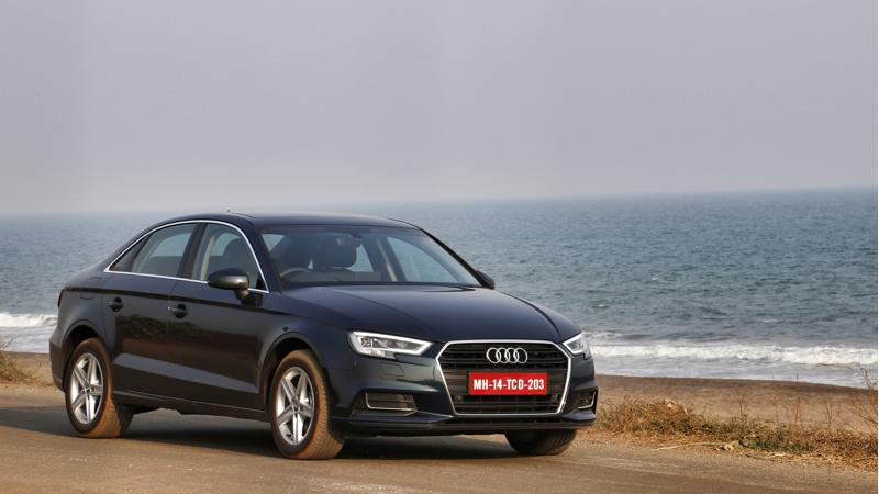 Audi to launch the 2017 A3 in India on April 6