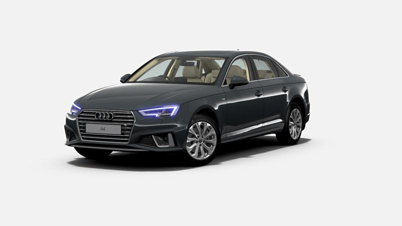 Audi A4 Quick Lift introduced in India at Rs 42.00 lakhs