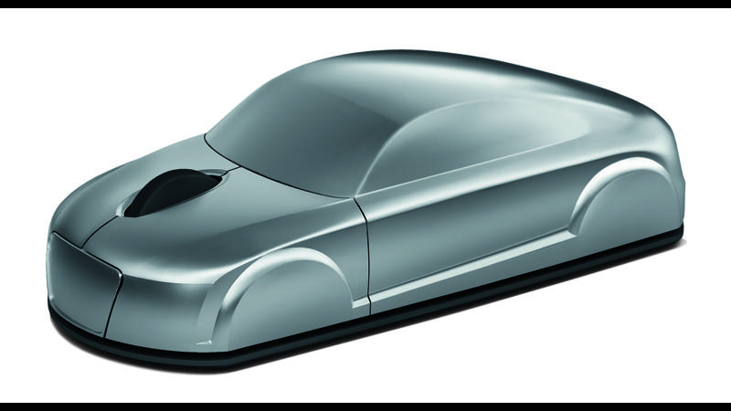 Audi India launches car-shaped wireless PC mouse at Rs. 5,599