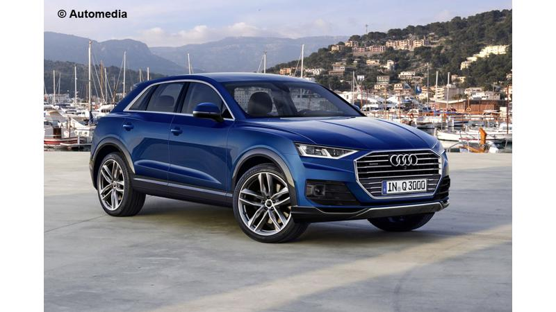 All-new Audi Q3 gets rendered