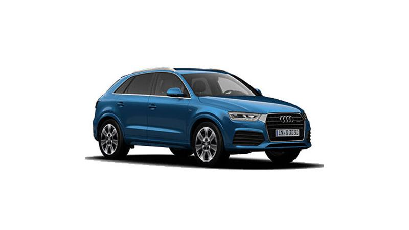 Audi Q3 now available with special festive season discounts