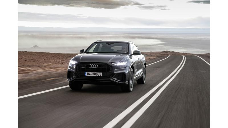 Audi Q8 Celebration introduced in India at Rs 98.98 lakh