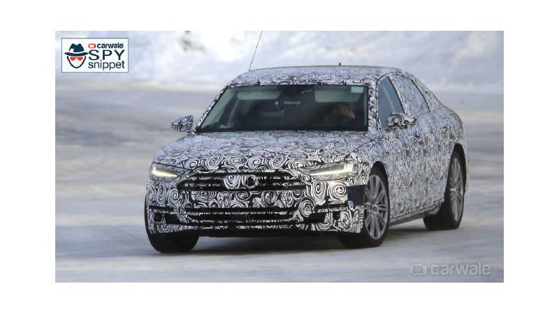 Audi might use the Porsche Panamera powertrain for the new S8