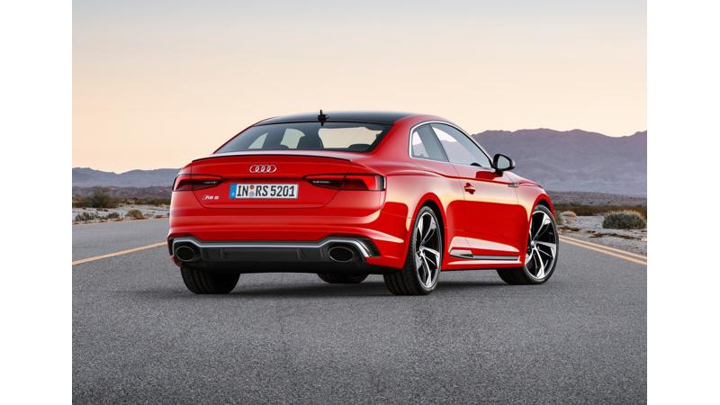 Audi RS5 explained in detail