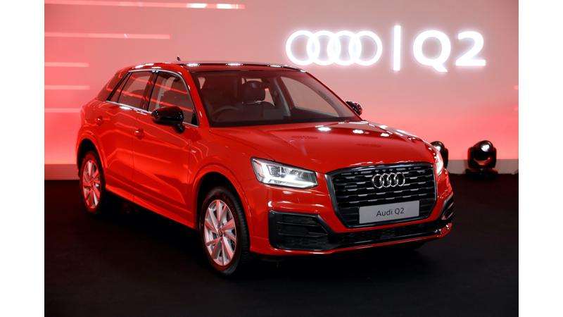 Audi launches new Q2 in India at Rs 34.99 lakh
