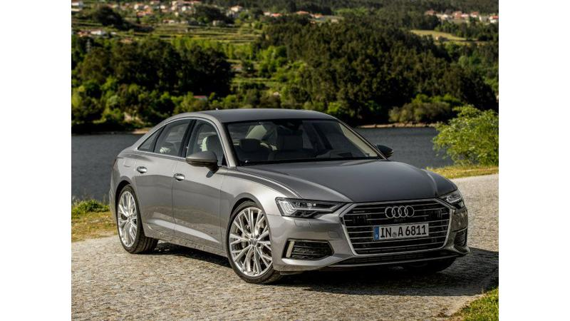 New-Gen Audi A6 to be introduced in India tomorrow