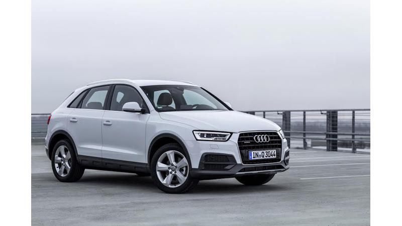 Audi Q3 petrol launched in India at Rs 32.2 lakh