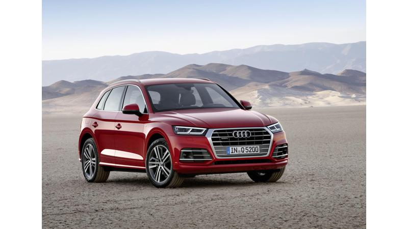 New Audi Q5 first look review