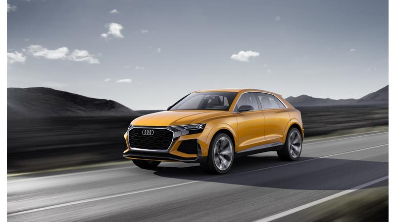 Audi to launch Q8 in India on 15 January