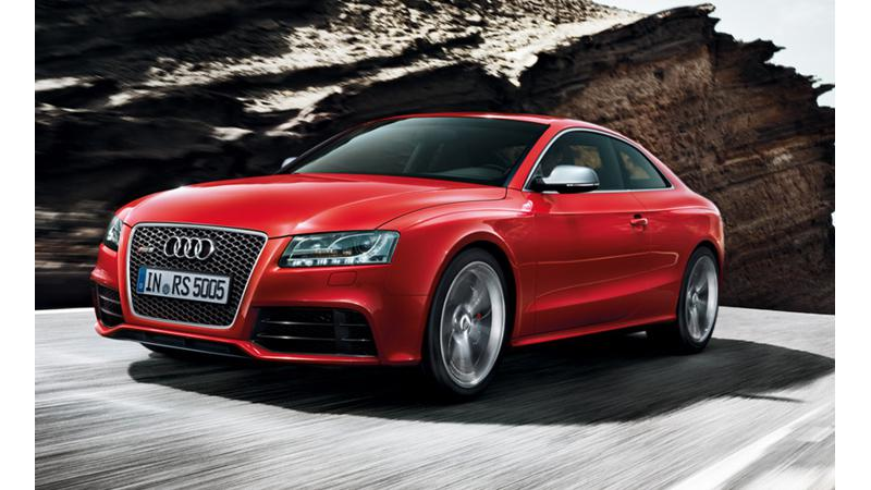 Audi RS5 launched at Rs. 95.28 lakh