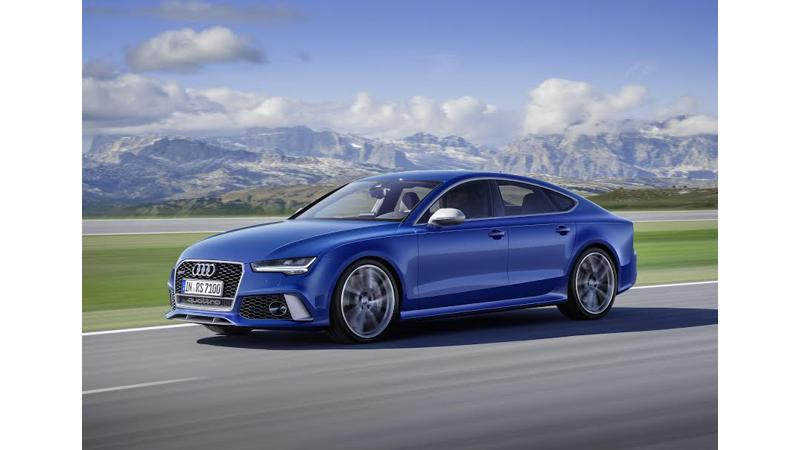 Audi RS7 Performance launched at Rs 1.59 crore
