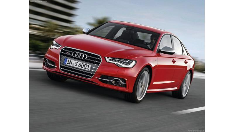 Audi S6 launched in India at Rs. 85.9 lakh