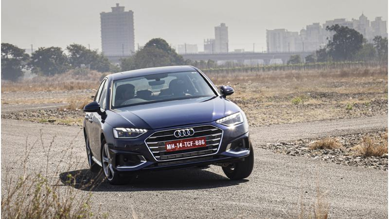 Audi India launches new 2021 A4 facelift at Rs 42.34 lakh