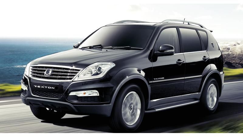 Ssangyong Rexton recall issued by Mahindra